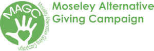 Moseley Alternative Giving Campaign Logo